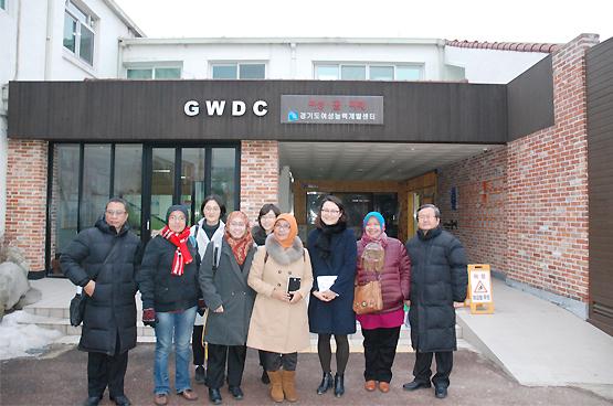 과기정통부 UNDP 협력사업-인도네시아 공무원 방문